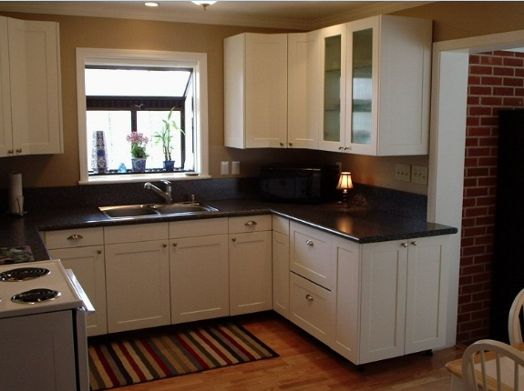 Seth townsend kitchen remodels before and after for Small kitchen remodel before and after